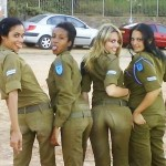 Israeli soldier girls 26