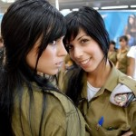 Israeli soldier girls 3