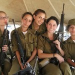 Israeli soldier girls 32