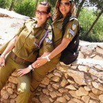 Israeli soldier girls 36