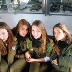 Israeli soldier girls 39