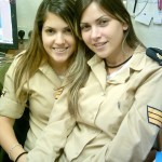 Israeli soldier girls 4