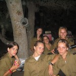 Israeli soldier girls 41
