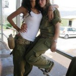 Israeli soldier girls 46