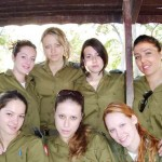 Israeli soldier girls 48
