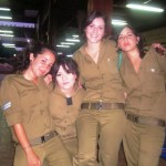 Israeli soldier girls 53