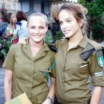 Israeli soldier girls 54