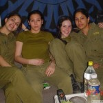 Israeli soldier girls 6