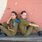 Israeli soldier girls 61