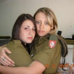Israeli soldier girls 71