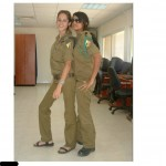 Israeli soldier girls 72
