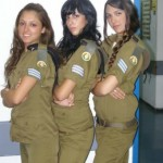 Israeli soldier girls 76