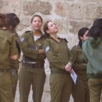 Israeli soldier girls 80