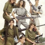 Israeli soldier girls 82
