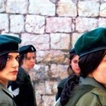 Israeli soldier girls 83