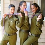 Israeli soldier girls 84