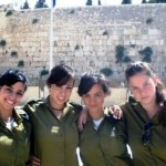 Israeli soldier girls 85