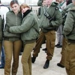 Israeli soldier girls 91