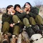 Israeli soldier girls 92