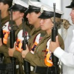 Israeli soldier girls 95