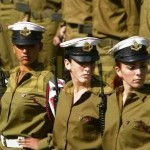 Israeli soldier girls 96