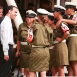 Israeli soldier girls 97