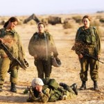 Israeli soldier girls 98