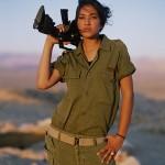 Israeli soldier girl 38