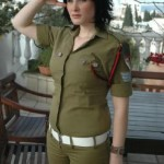 military_woman_israel_army_