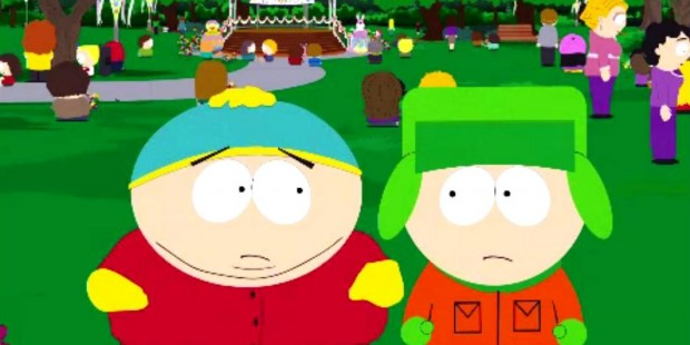 Cartman Becomes Jewish