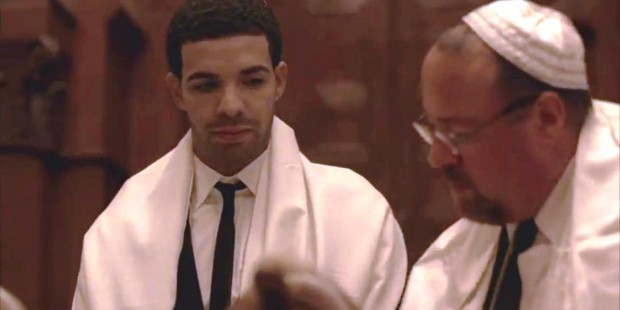 Solutions Humor Hip Hop Star Drake s Video of His 2nd Bar Mitzvah