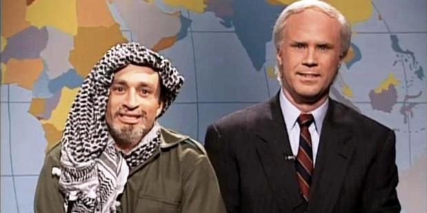 Will Ferrell as Netanyahu