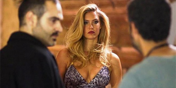 Solve Israel's Problems » Please Share Our Articles » Israeli Supermodel  Bar Refaeli Stars as a Mossad Agent