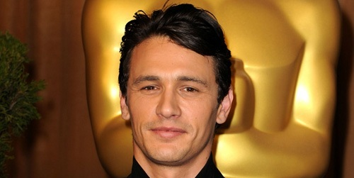 James Franco hosting Oscars