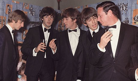 Brian Epstein and The Beatles 2