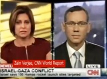 Anti-Israel media bias