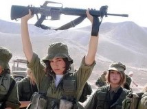 Israeli soldier girls 55 c