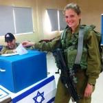 Israeli Soldier Girl 273