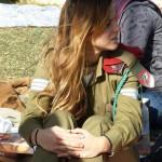 Israeli Soldier Girl 275