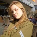 Israeli Soldier Girl 280