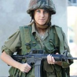Israeli Soldier Girl 282