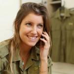 Israeli Soldier Girl 287