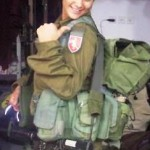 Israeli Soldier Girl 288