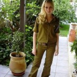 Israeli Soldier girl 278
