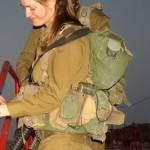 Israeli Soldier girl 279