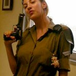 Israeli soldier girl 195