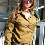 Israeli soldier girl 197