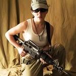 Israeli soldier girl 198