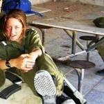 Israeli soldier girl 199