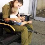 Israeli soldier girl 201